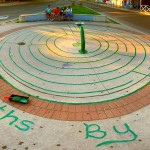 christie-street-traffic-island-water-fountain-labyrinth-toronto-city-of-labyrinths-project