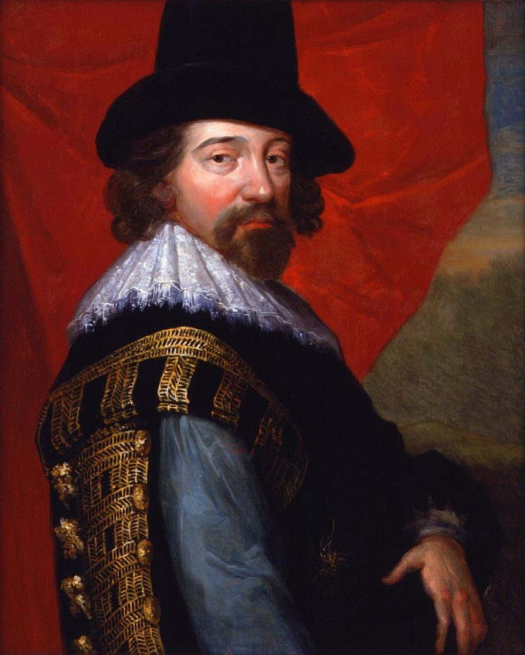 Sir Francis Bacon - Nature is a labyrinth in which the very haste you move with will make you lose your way
