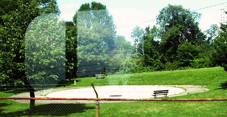 prairie-drive-park-labyrinth-as-seen-from-eastbound-train-august-6-2009